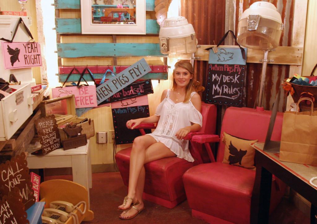 Get to know Daisy: Salon
