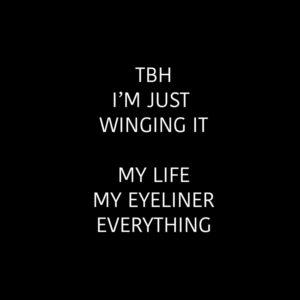 Just winging it ;)