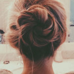 Inspiration for the Perfect Messy Bun