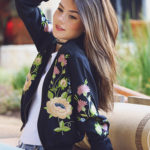 New embroidered jacket post on sandsunandmessybuns.com!