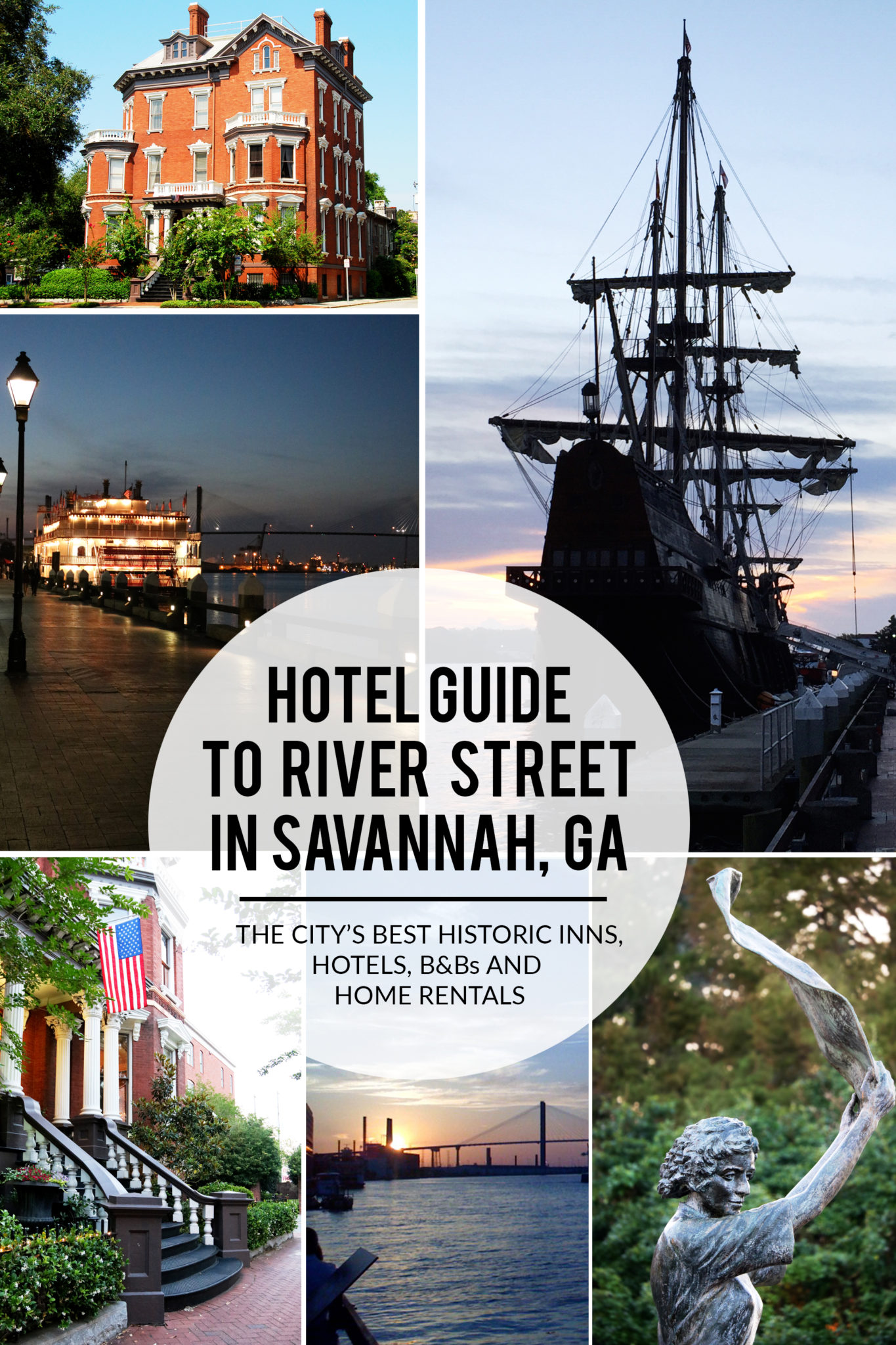 The Best Places To Stay In Savannah Near River Street