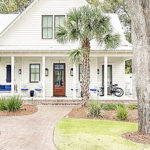These home rentals are perfect for your next girls' getaway, family vacation, or solo trip to Bluffton, SC #palmettobluff #bluffton #lowcountry