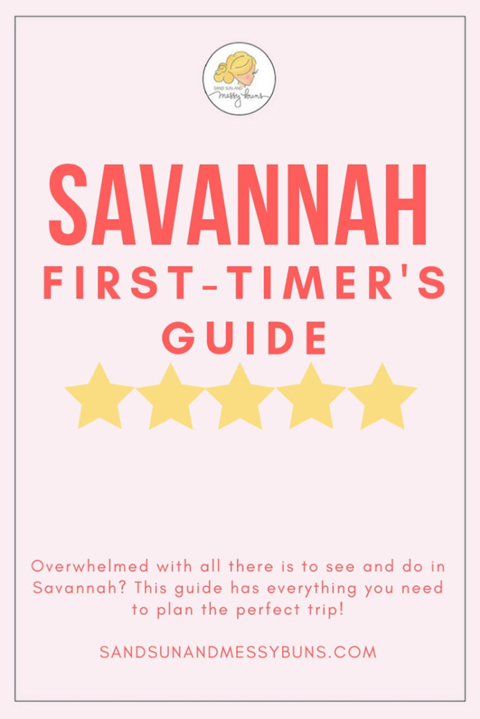 If you're overwhelmed with all there is to see and do in Savannah, GA, this ebook will help you plan the PERFECT trip! It's filled with tons of insider tips and secrets! #savannah #savannahga
